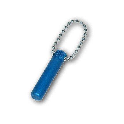 Oil Vial - Chain Blue