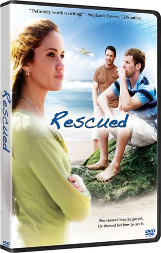 Rescued DVD