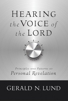 Hearing the Voice of the Lord (Paperback)