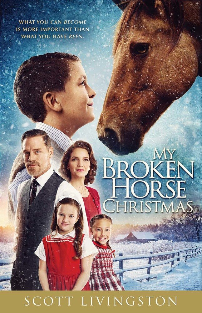My Broken Horse Christmas DVD