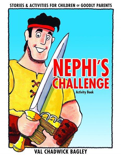 Nephi's Challenge Activity Book