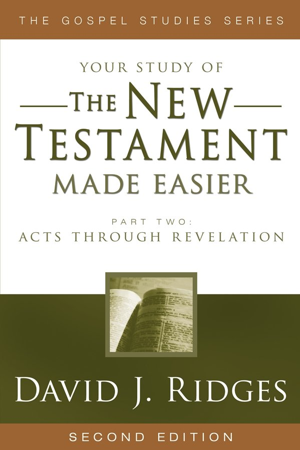 The New Testament Made Easier Part 2