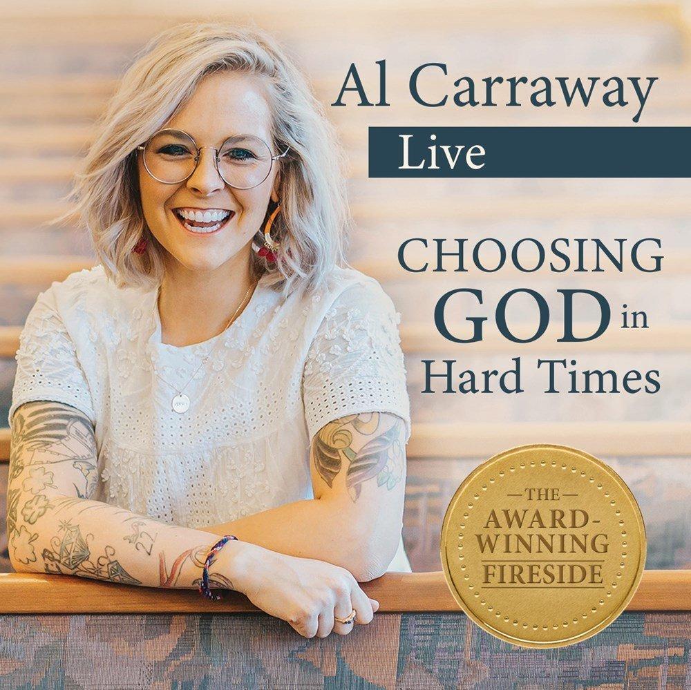Choosing God in Hard Times (Audio CD)