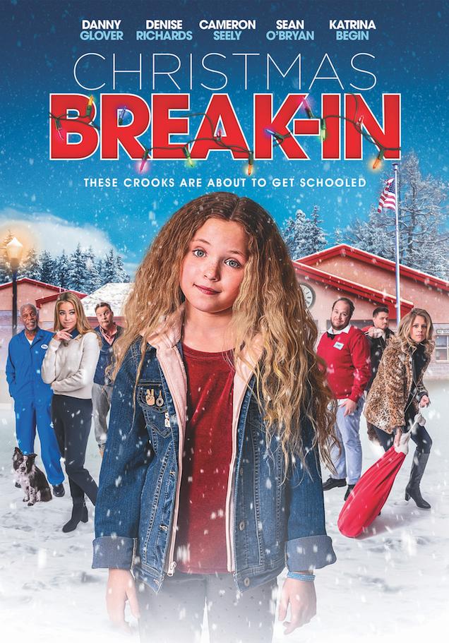 Christmas Break-In DVD