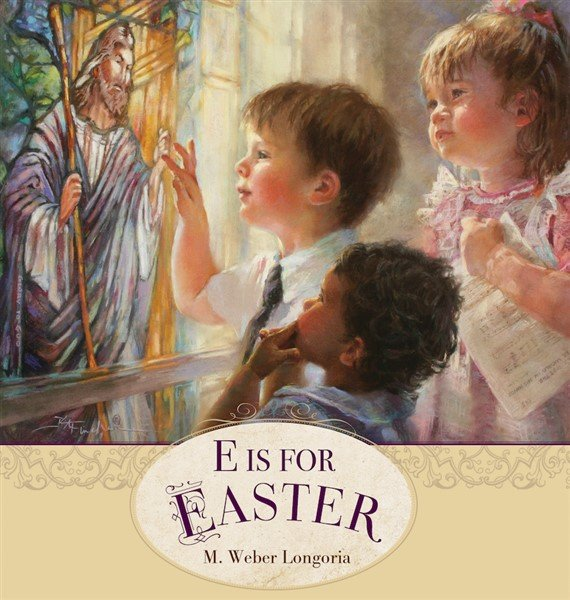 E Is For Easter (Boardbook)