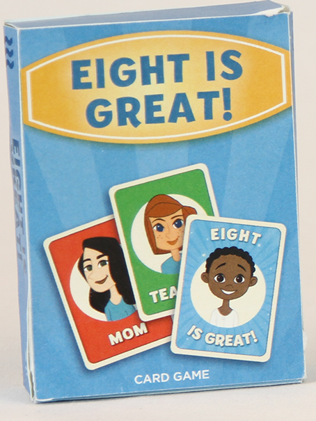 Eight is Great - Card Game