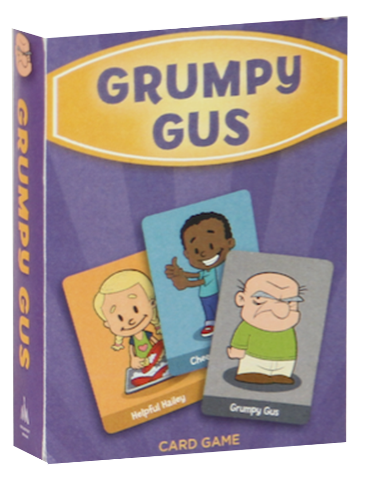 Grumpy Gus - Card Game
