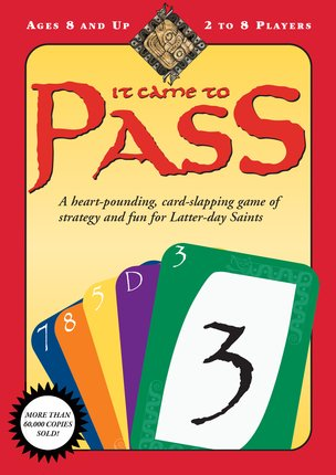 It Came To Pass (Game)