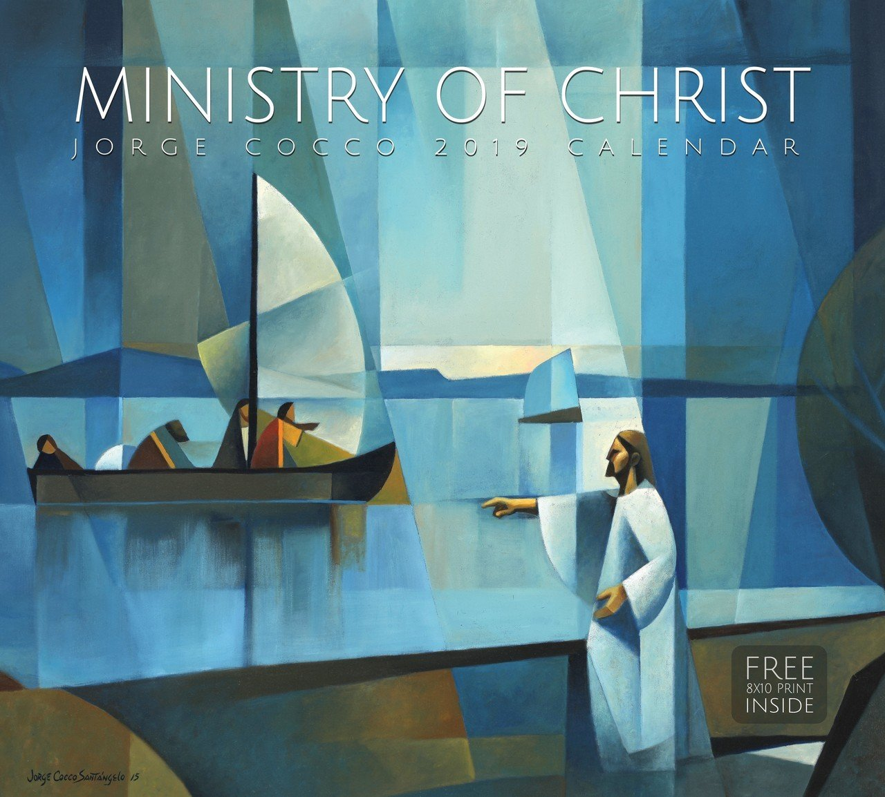 2019 Jorge Cocco Calendar - Ministry of Christ