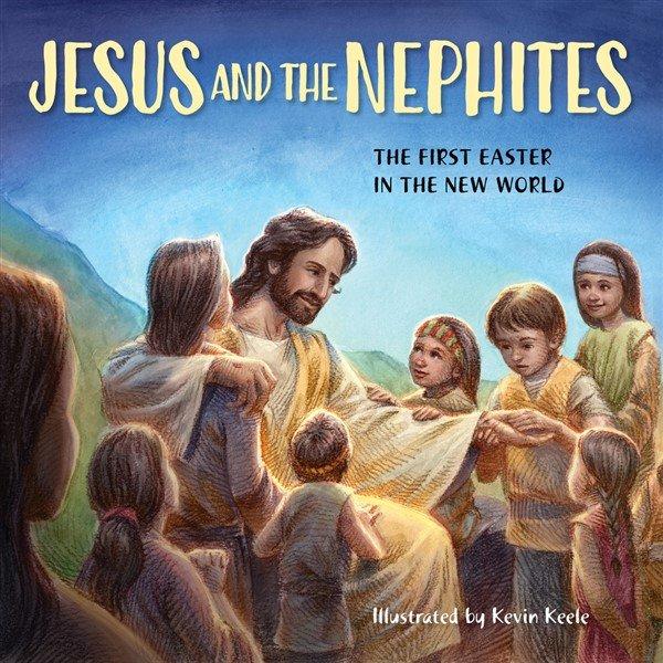 Jesus and the Nephites (Hardback)