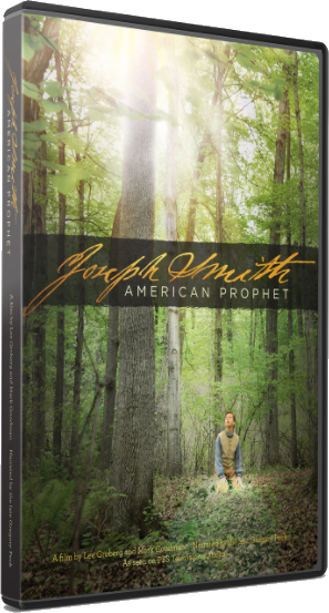 Joseph Smith American Prophet DVD