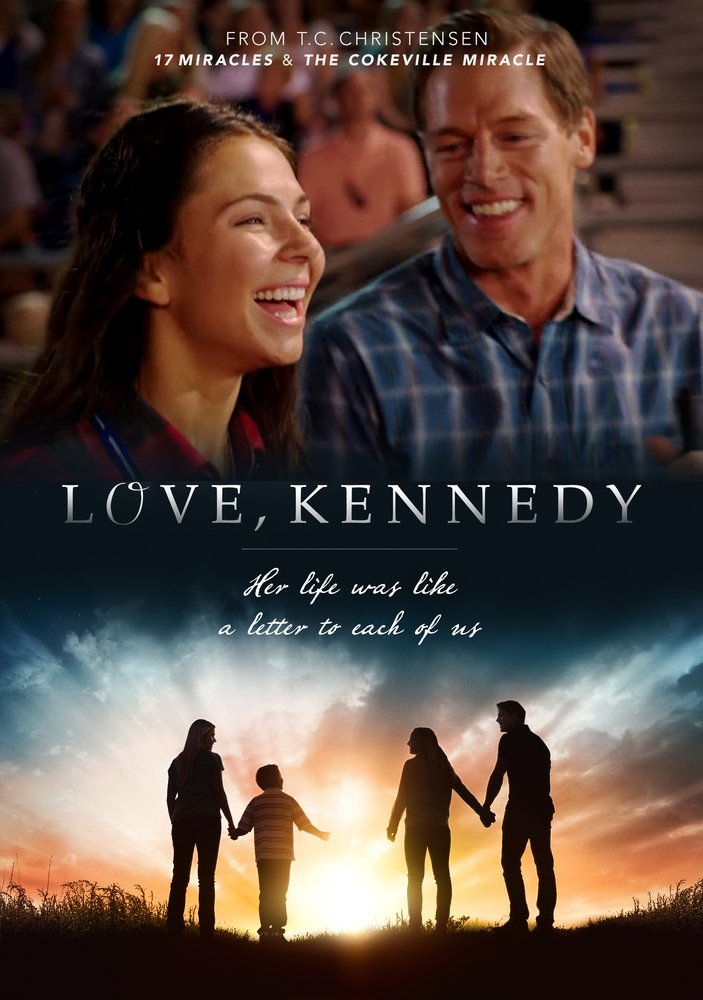 Love, Kennedy DVD
