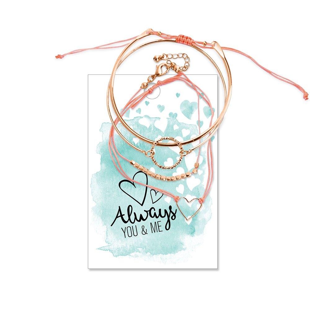 Always You & Me Bracelet