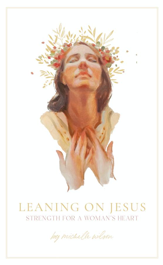 Leaning on Jesus (Hardback)