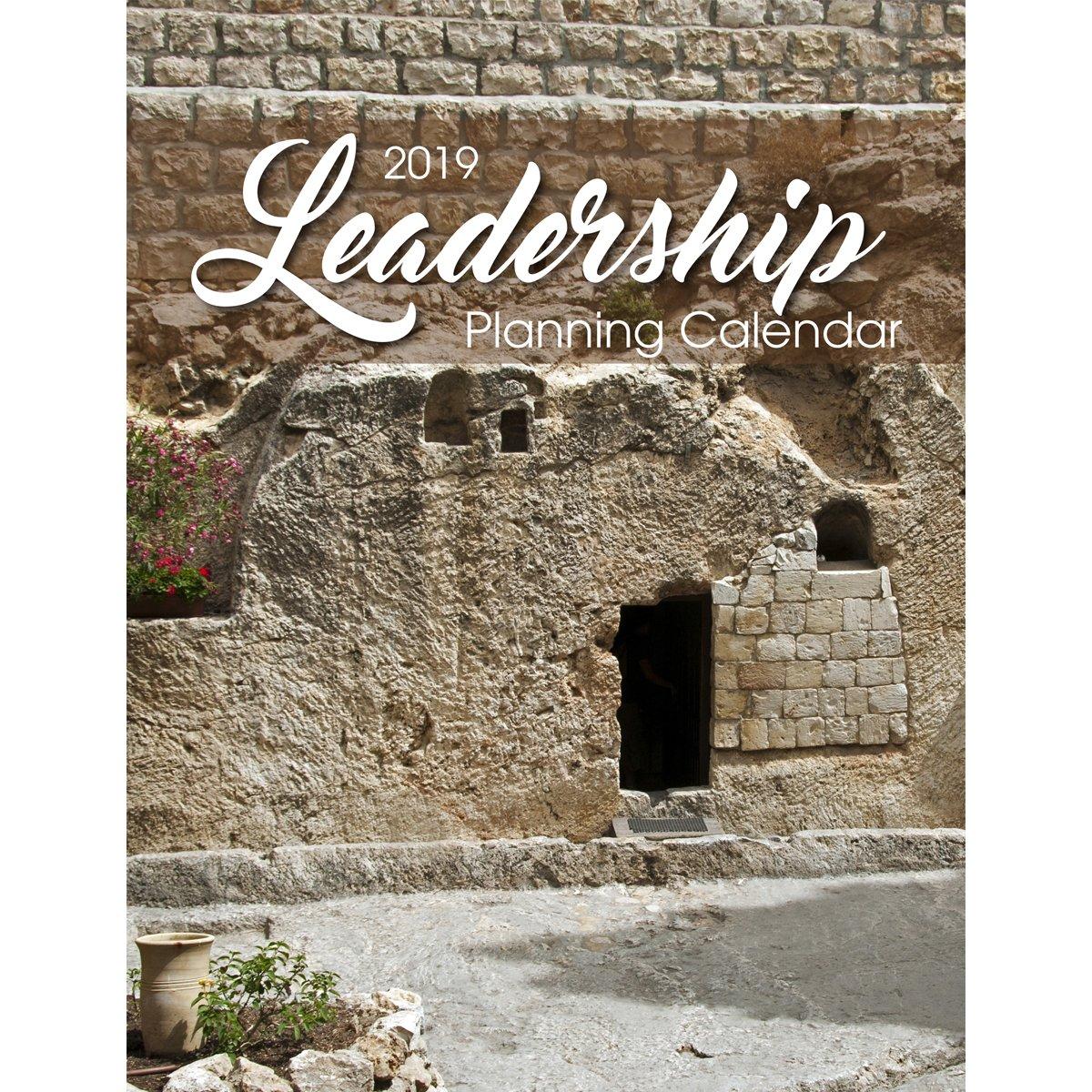 2019 Leadership Planning Calendar