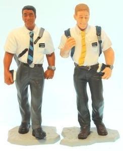 Action Figure - Missionaries Set #4
