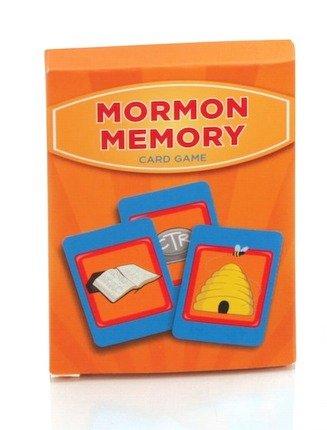 Mormon Memory Card Game