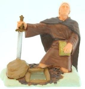 Action Figure - Moroni Burying the Plates