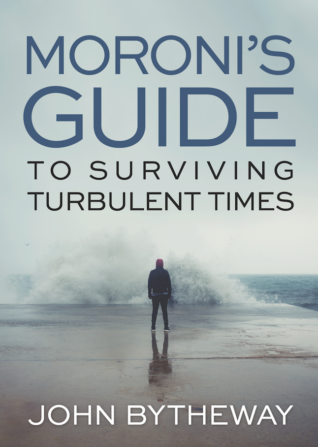 Moroni's Guide to Surviving Turbulent Times (Book on CD)