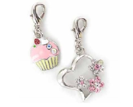 Sweet as Sugar Baptism Charms