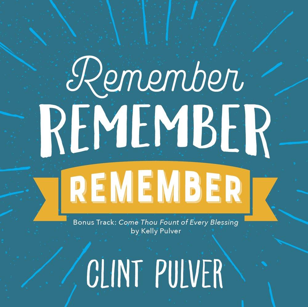 Remember Remember Remember (Audio CD)