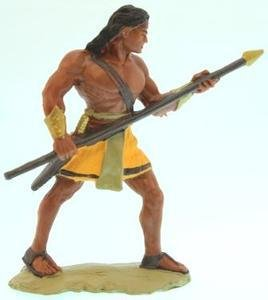 Action Figure - Stripling Warrior in Yellow