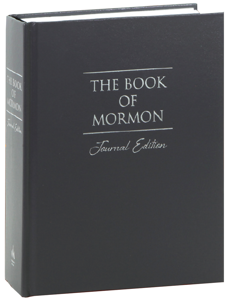 The Book of Mormon - Journal Edition Gray (Hardback)