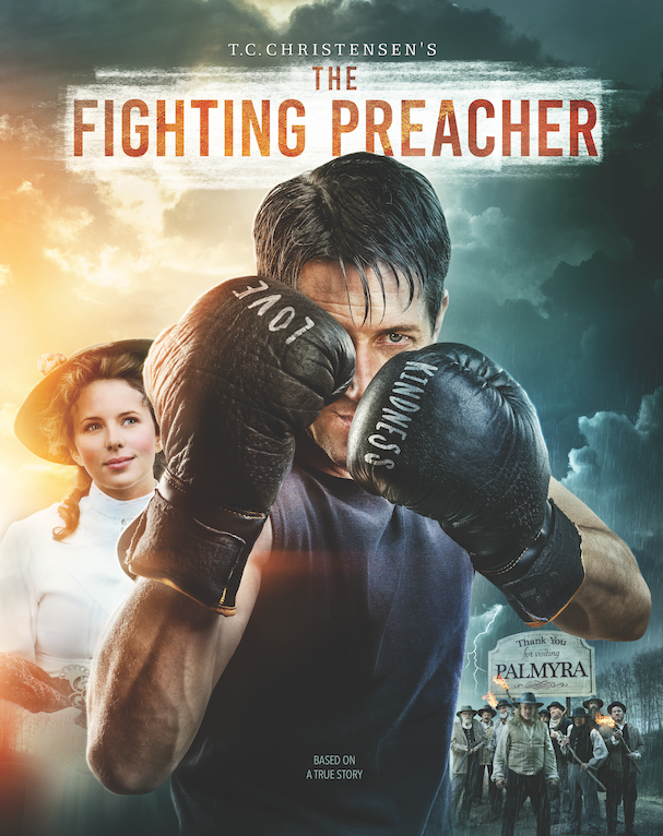 The Fighting Preacher DVD