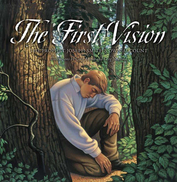 The First Vision (Picture Book)