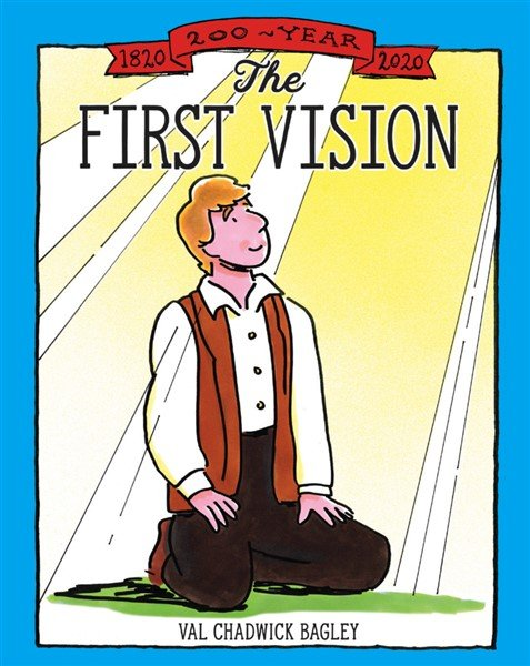 The First Vision Activity Book
