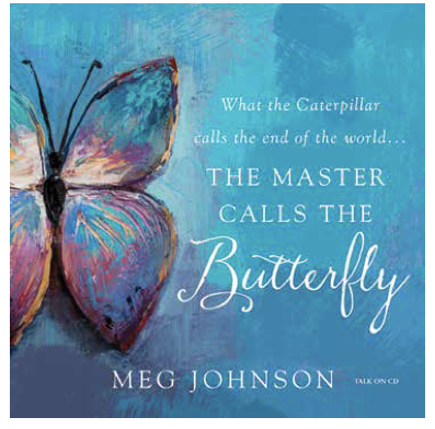The Master Calls the Butterfly (Talk on CD)