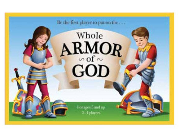 Whole Armor of God - Game