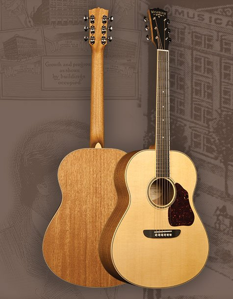 Washburn 135th Anniversary Acoustic (USA) - RDS135-D-U