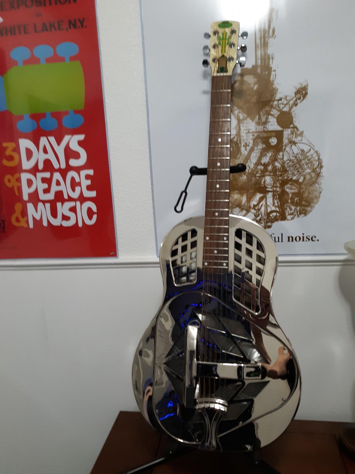 Regal RC-51 Resonator Guitar - Used