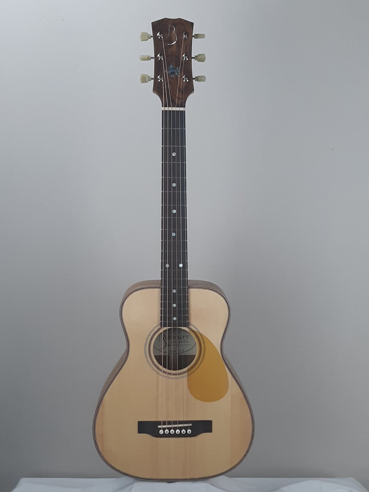 Burrowes 1/2 Size Guitar #6 - Consignment