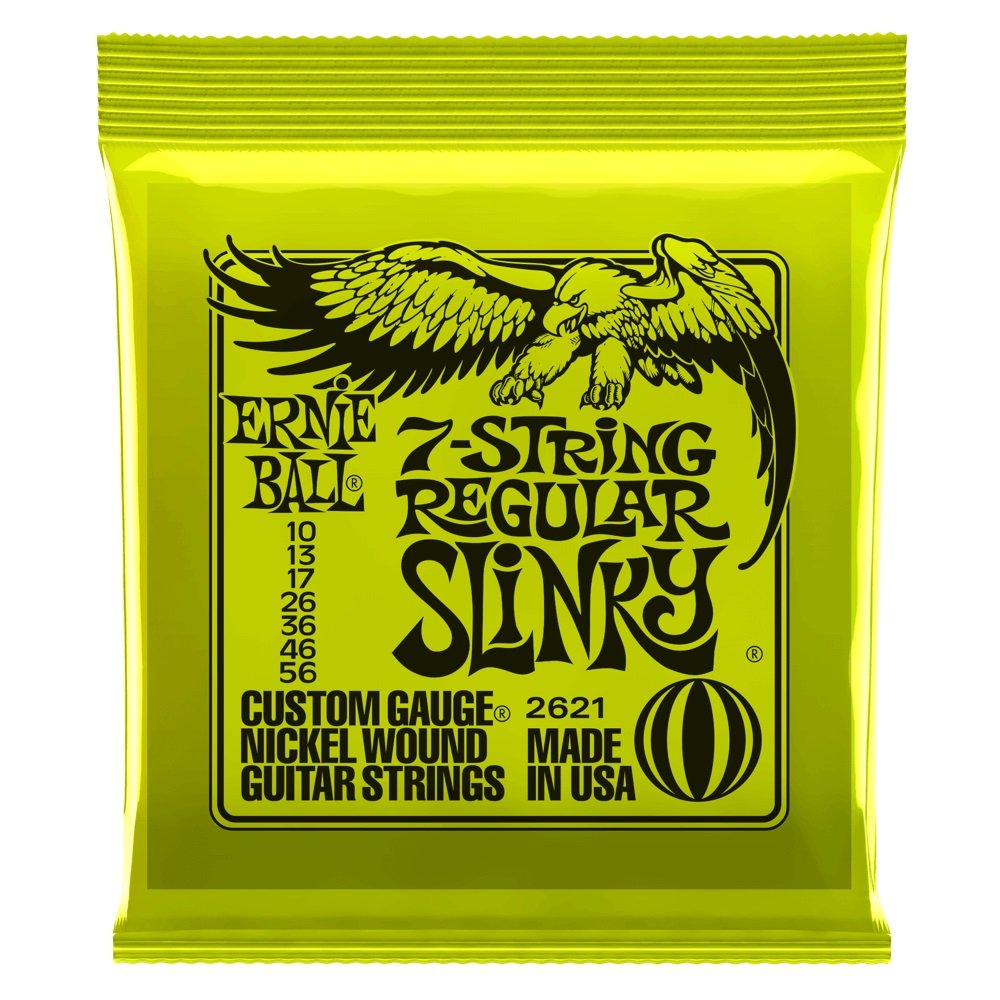 Ernie Ball 2621 7 String Electric