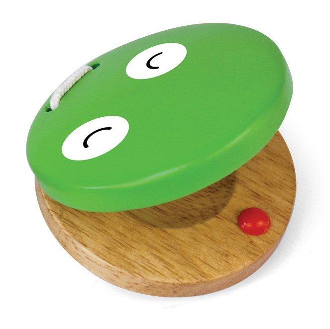 Hohner Green Tones Frog Castinet