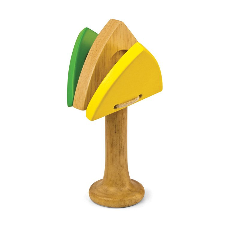 Hohner Green Tones Triangle Castinet
