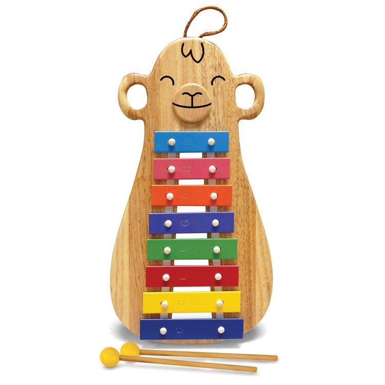 Hohner Green Tones Monkey Glockenspiel