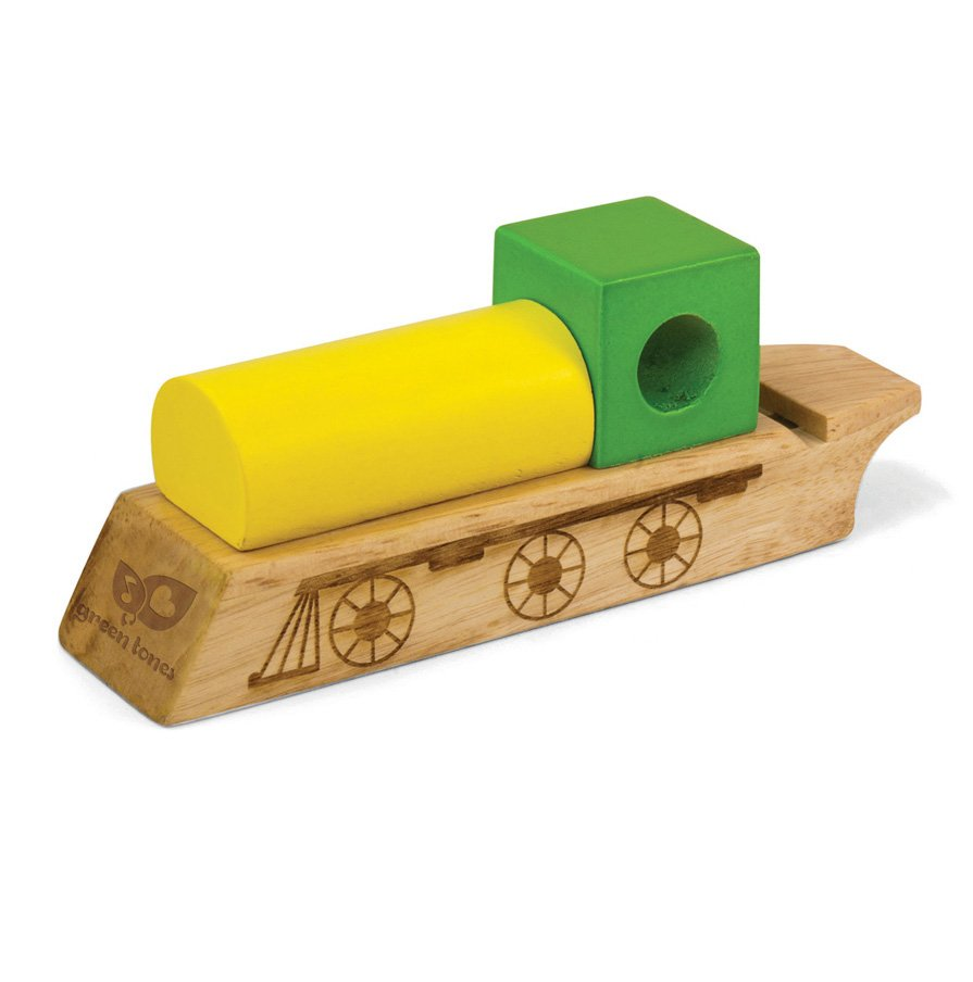 Hohner Green Tones Train Whistle