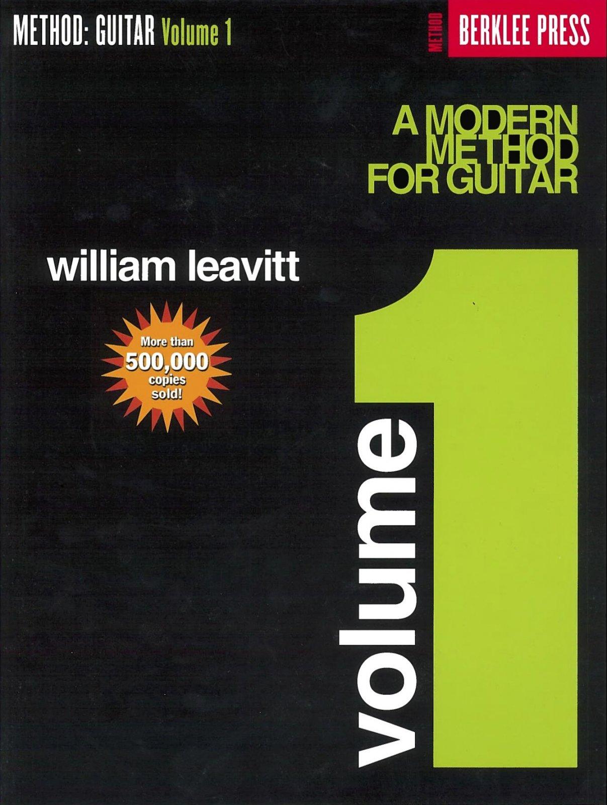 A Modern Method for Guitar - Berklee Press