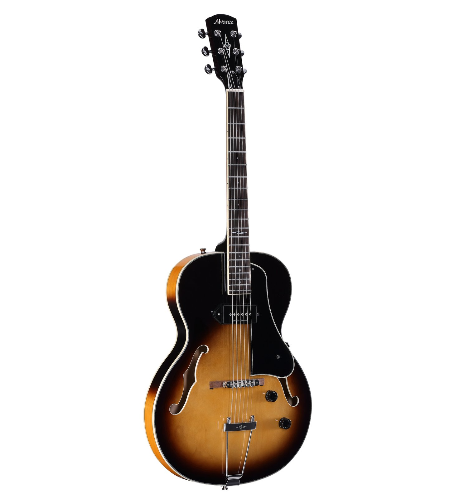 Alvarez AAT25-TSB Jazz & Blues Slim Hollow Body