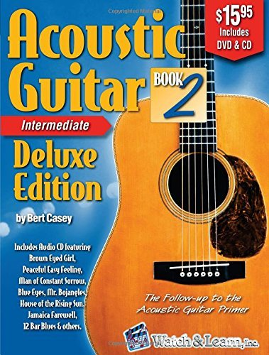 Acoustic Guitar Book 2 DVD/ CD