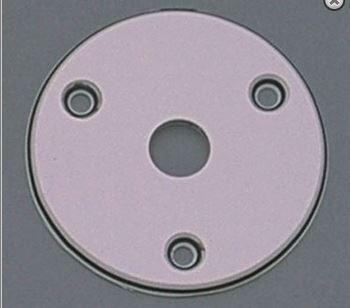 AP-0614-035 White Round Jackplate