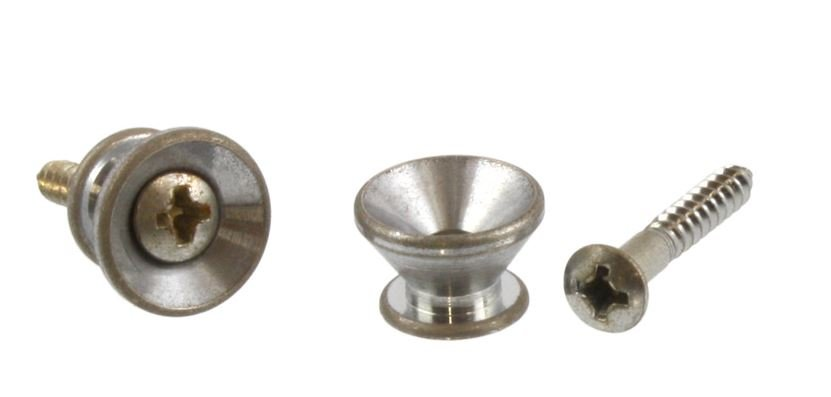 AP-0670-007 Aged Chrome Strap Buttons
