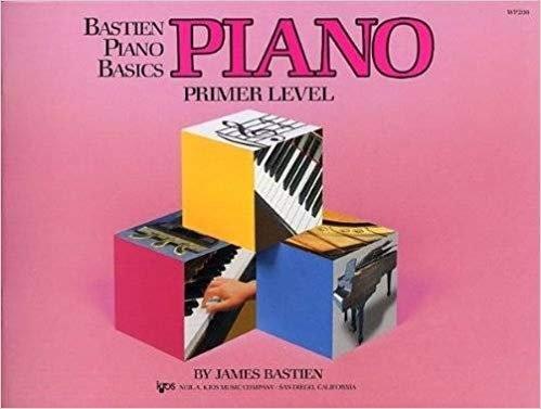 Bastien Piano Basics Piano Primer Level