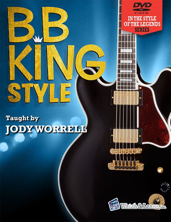 BB King Style w/ 2 DVDs