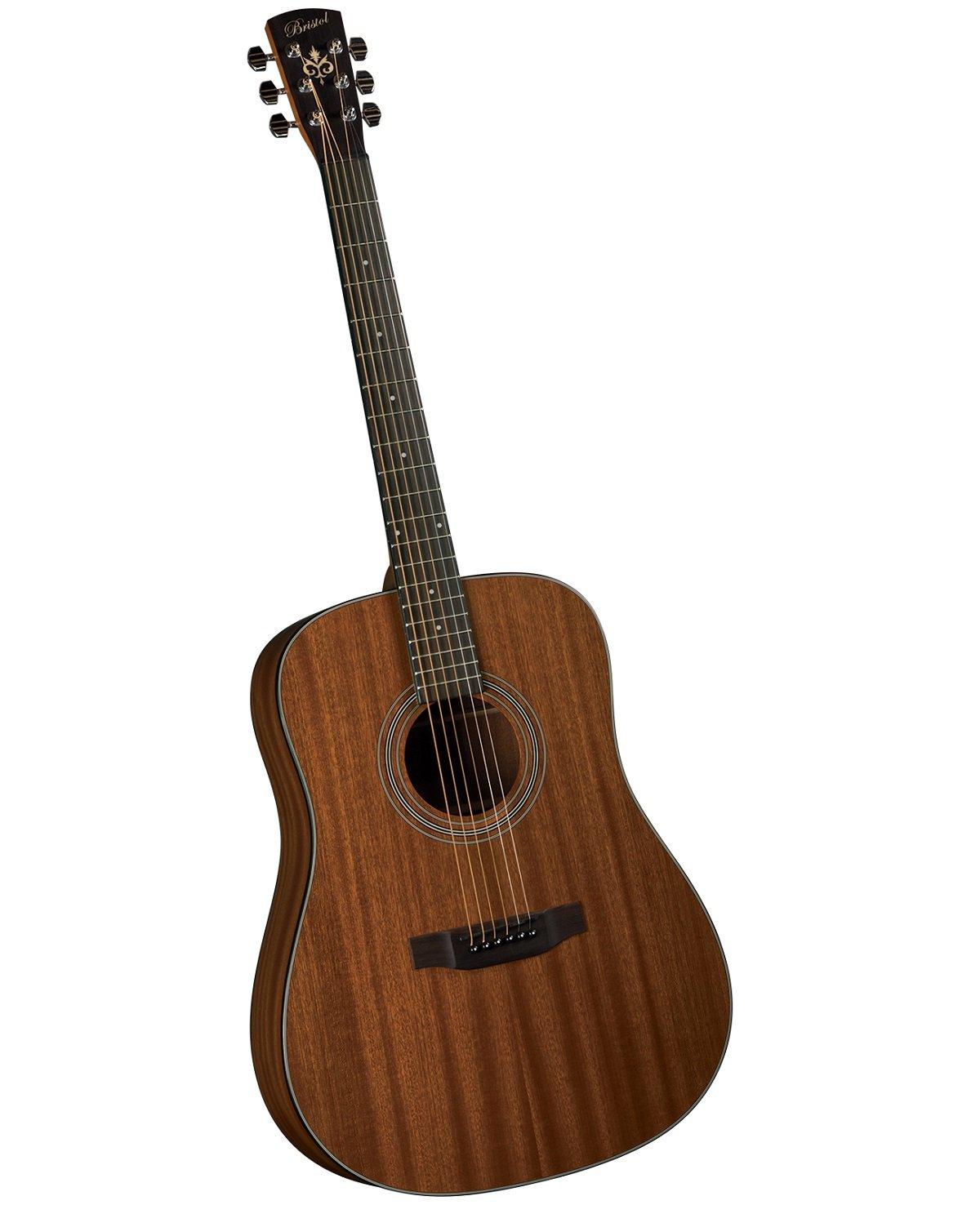 Bristol BD-15 Dreadnought Acoustic Guitar