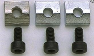 BP-0116-010 Chrome Nut Blocks