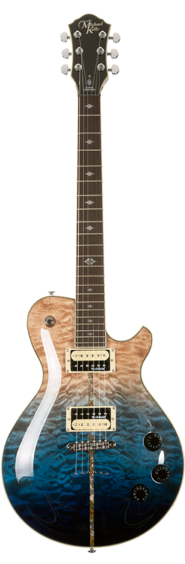 Michael Kelly Guitars CCPIBUF